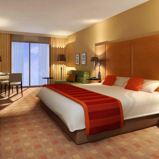 Extra Hotelzimmer für Allergiker und Asthmatiker