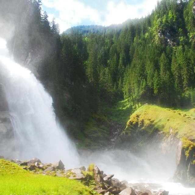 Krimml/Hochkrimml - Nationalparkgemeinde