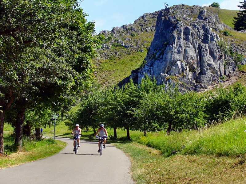 E-Bike Touren bei Asthma oder Asthma bronchiale