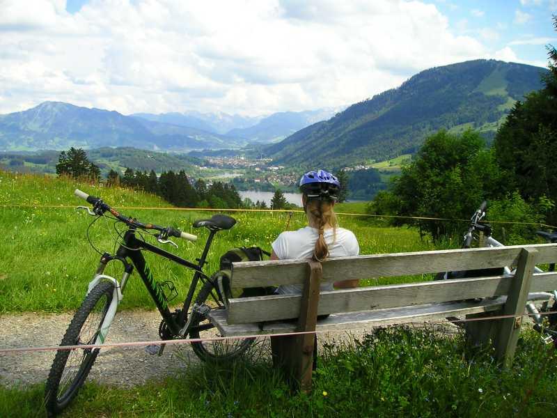 Geführte E-Bike Touren für Asthmapatienten