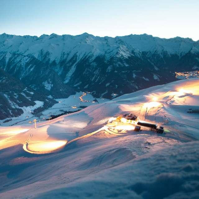 Skigebiet Krimml - Skiurlaub & Skifahren in Österreich
