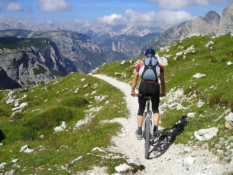 Mountainbiken für Asthmakranke