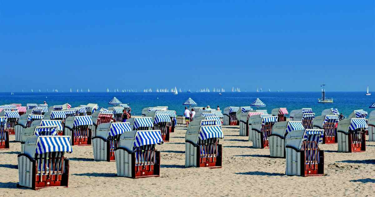 Reizklima Nordsee oder Ostsee